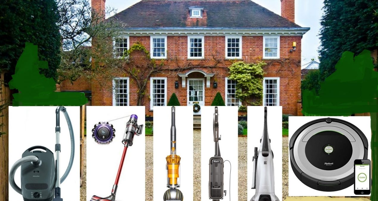 The Best Vacuums for Large House (Reviews in 2021)